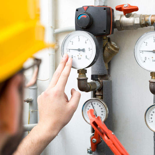 Gas Fitting